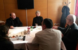 sastanak Esko sa direktoricom Klett